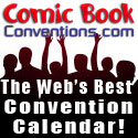 Comic Book Conventions.com - The Web's Best Convention Calendar