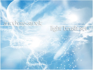 Light Brush Set by *anodyne-stock
