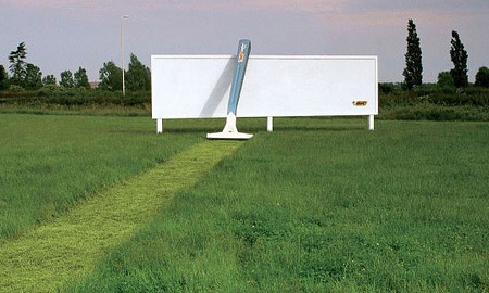 Bic Creative Ad
