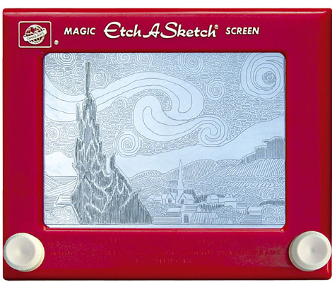 Etch-A-Sketch Art 1