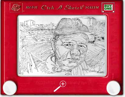 Etch-A-Sketch Art 5