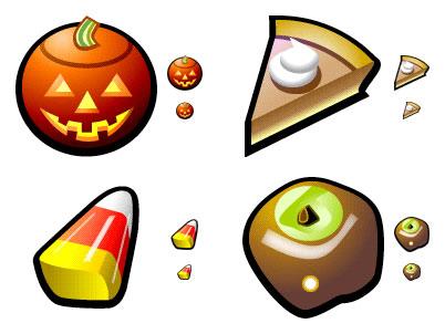Halloween 2004 Free Icons