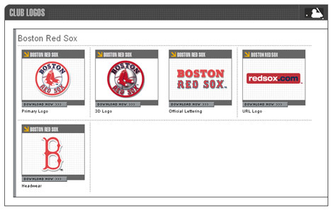 Boston Red Sox Vector Logos