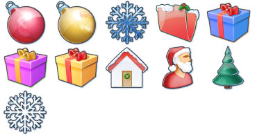 FixIcon Christmas Icons