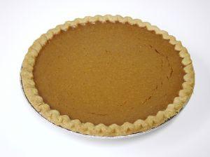 Pumpkin Pie Photo