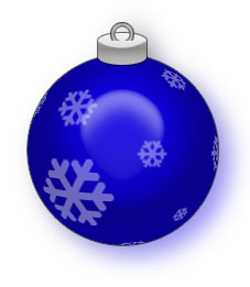 Christmas Ornament PSD