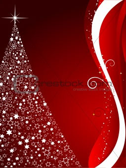 Crestock Free Christmas Tree Vector