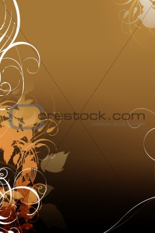 Vector style background