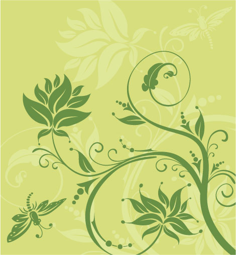 free floral vectors
