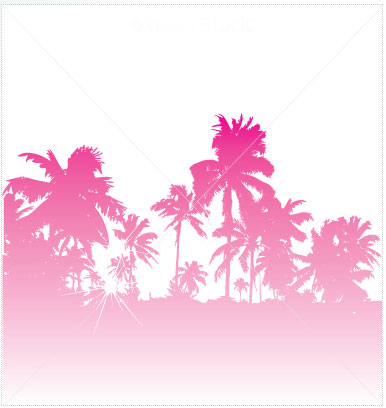Vector Tropical Silhouette