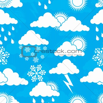 Weather Pattern Vector