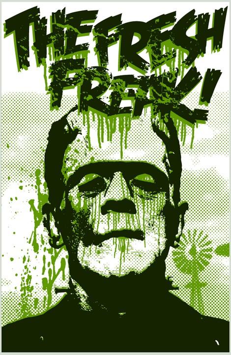 Free Frankenstein Vector